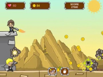 Kingdom Defence Alien Shooting